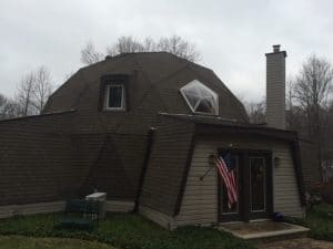Complex roofing