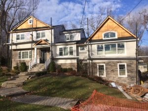High end roofing, siding and stone work